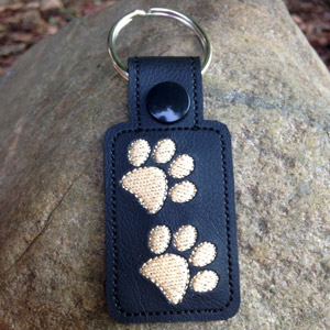 Durango Dog Key Chain- Natural Dog Treats and Travel Water Bowl for Dogs in MD